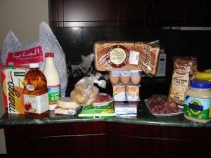 Gluténmentes élelmiszerek