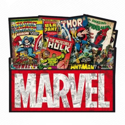 Marvel ajándékbolt színes kínálata