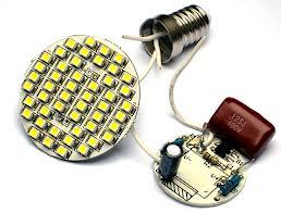 A LED lámpa élettartama!