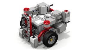 A léptetőmotor hasznos a robotikában