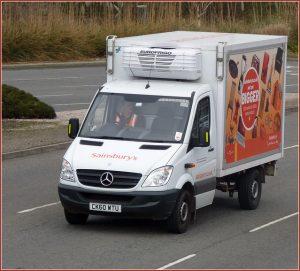 Hűtött áruk szakszerű szállítása