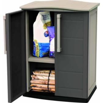 Praktikus tároló szekrény